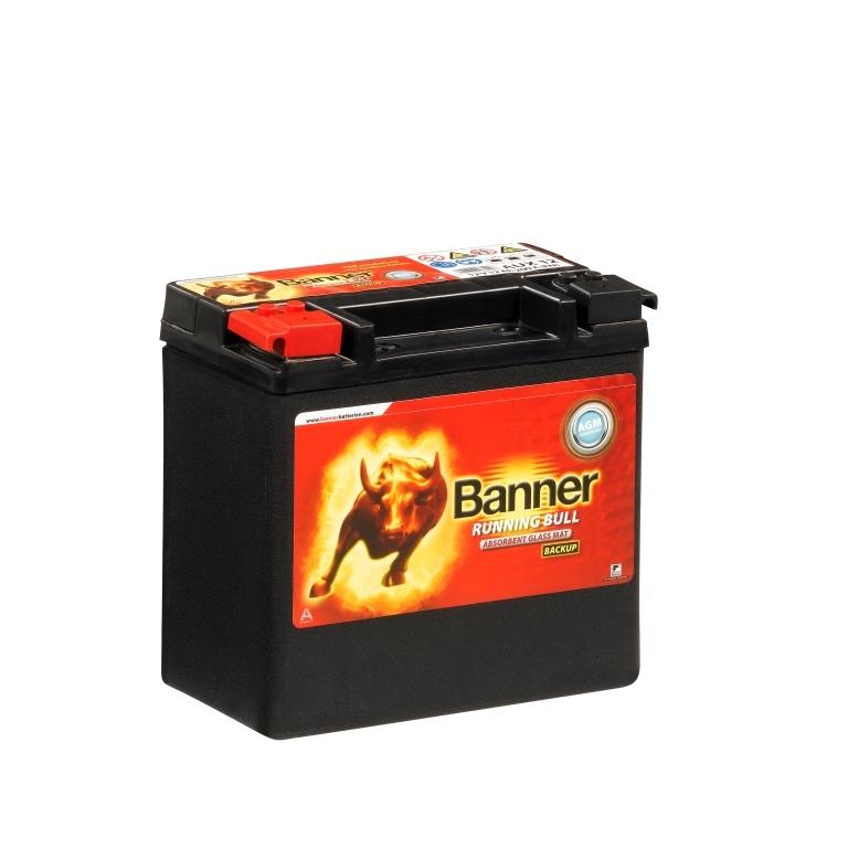 Baterie auto Banner Running Bull Backup 12Ah 12V 514 00/AUX 14