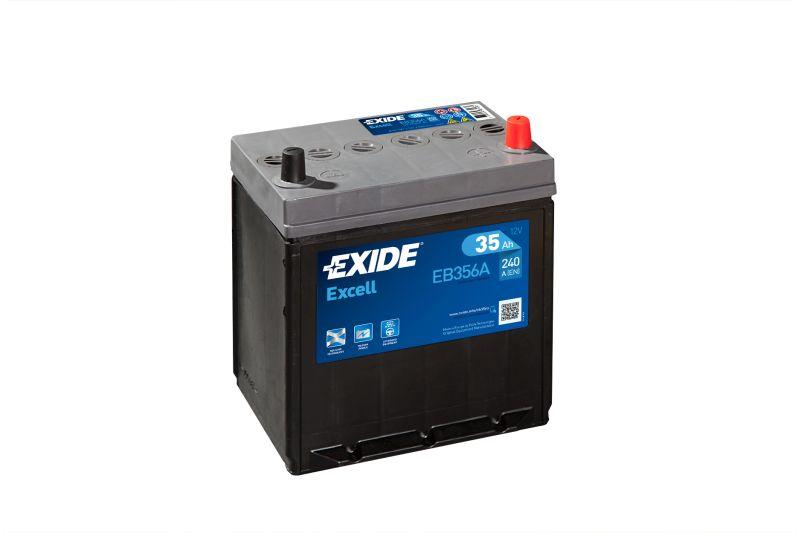 Baterie auto Exide Excell 35Ah 12V EB356A