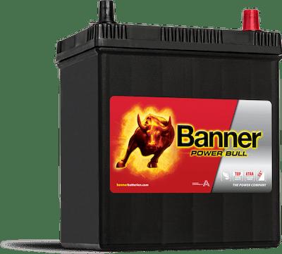 Baterie auto Banner Power Bull 40Ah 12V P4026
