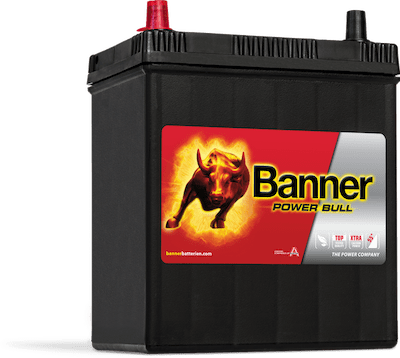 Baterie auto Banner Power Bull 40Ah 12V P4027