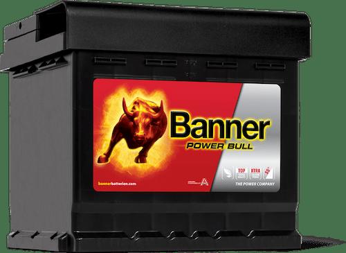 Baterie auto Banner Power Bull 44 Ah 12V P4409