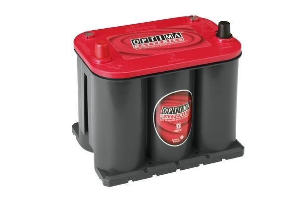 Baterie auto Bosch Optima RedTop 44Ah 12V 0098020255