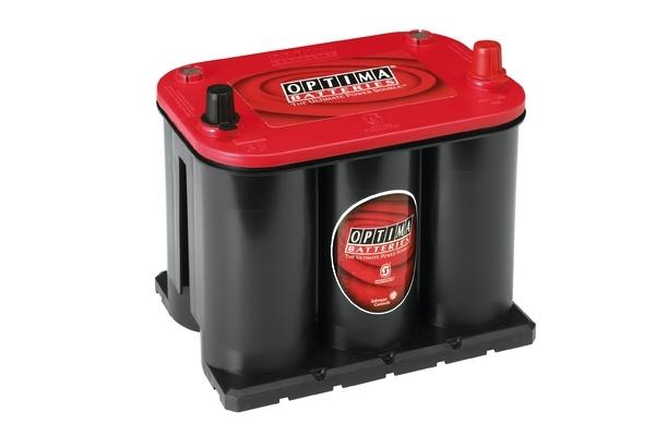 Baterie auto Bosch Optima RedTop 44Ah 12V 0098035255