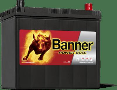Baterie auto Banner Power Bull 45Ah 12V P4523