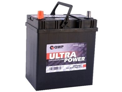 Baterie auto QWP Ultra Power 45Ah 12V WEP5450