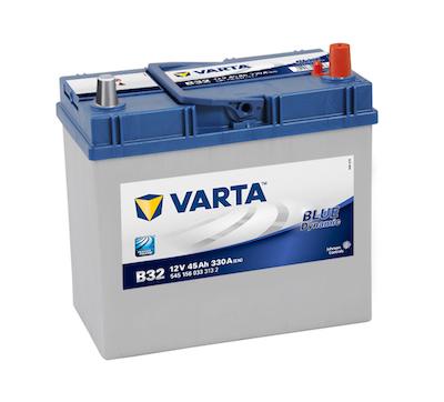 Baterie auto Varta B32 Blue Dynamic 45Ah 12V 545156033