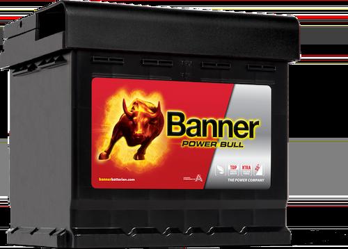 Baterie auto Banner Power Bull 50Ah 12V P5003