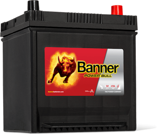 Baterie auto Banner Power Bull 50Ah 12V P5041