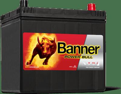 Baterie auto Banner Power Bull 60Ah 12V P6068