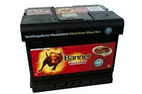 Baterie auto Banner Running Bull 60Ah 12V 56001