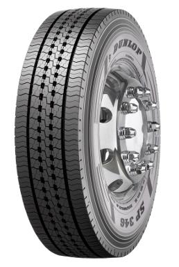 Anvelopa Vara Dunlop SP346 205/75R17.5 124/122MM