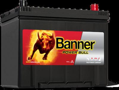 Baterie auto Banner Power Bull 70Ah 12V P7029