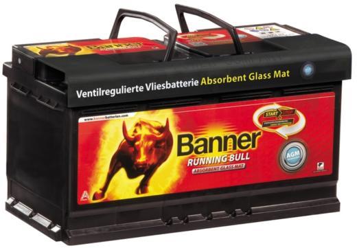Baterie auto Banner Running Bull 70Ah 12V 57001