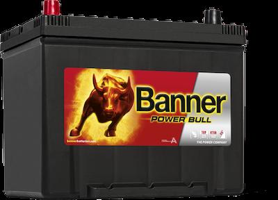 Baterie auto Banner Power Bull 70Ah 12V P7024