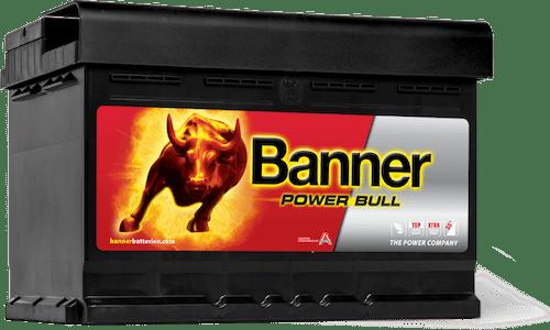 Baterie auto Banner Power Bull 72Ah 12V P7209