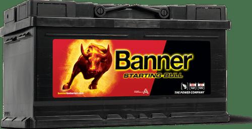 Baterie auto Banner Starting Bull 80Ah 12V 58014
