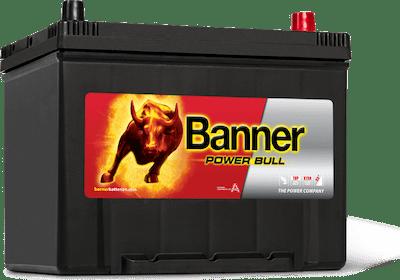 Baterie auto Banner Power Bull 80Ah 12V P8009