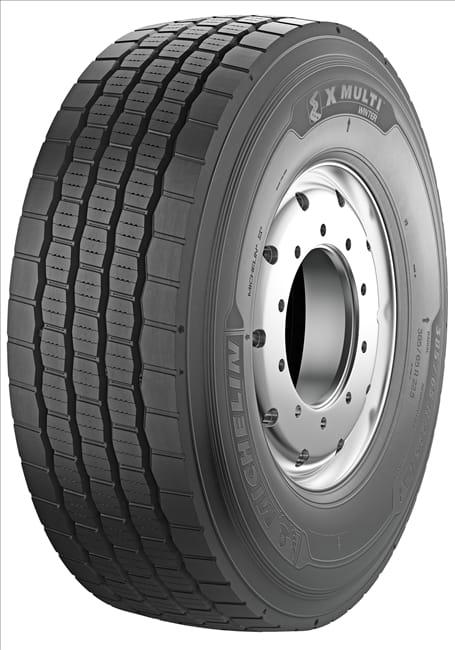 Anvelopa Iarna Michelin X MULTI WINTER T 385/65R22.5 160K