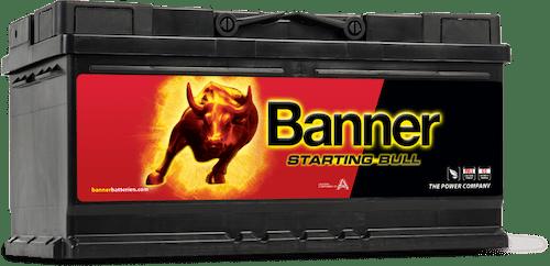 Baterie auto Banner Starting Bull 88Ah 12V 58820