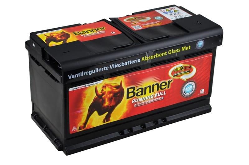 Baterie auto Banner Running Bull 92Ah 12V 59201