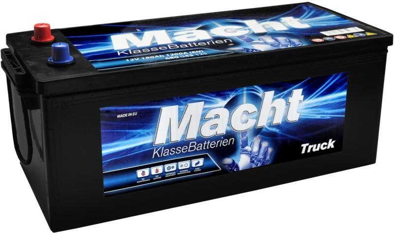 Baterie camion Macht 180Ah 12V 4061182759335