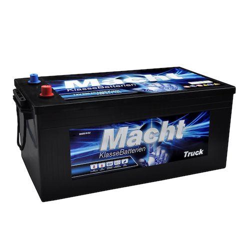 Baterie camion Macht 230Ah 12V 4061182759342