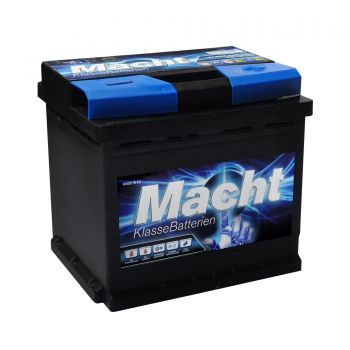 Baterie auto Macht 50Ah 12V 4061182759229