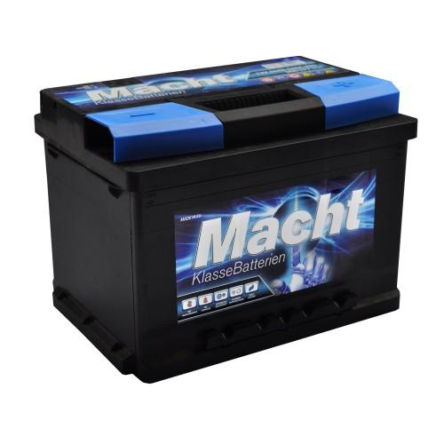 Baterie auto Macht 60Ah 12V 4061182759243