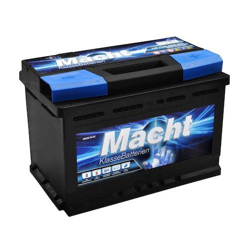 Baterie auto Macht 75Ah 12V 4061182759274