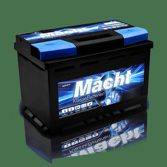 Baterie auto Macht 75Ah 12V 4061182759281