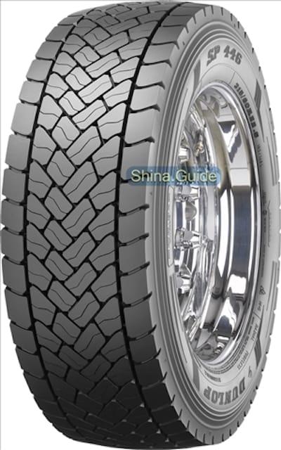 Anvelopa Vara Dunlop SP446 205/75R17.5 124M126GG