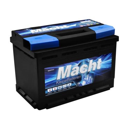 Baterie auto Macht Jis 95Ah 12V 246995