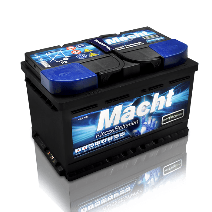 Baterie auto Macht M-Tronic 52Ah 12V 55010 MF