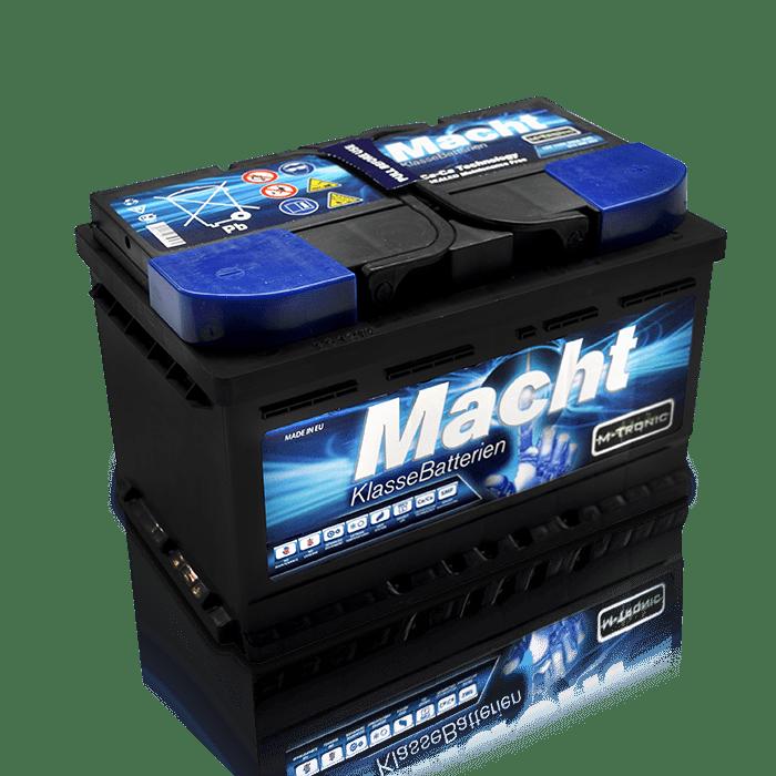 Baterie auto Macht M-Tronic 56Ah 12V 55509 MF