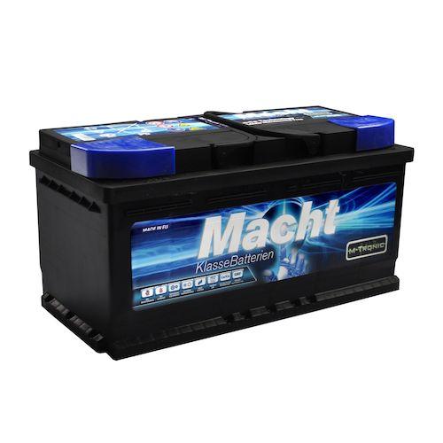 Baterie auto Macht M-Tronic 74Ah 12V 25705
