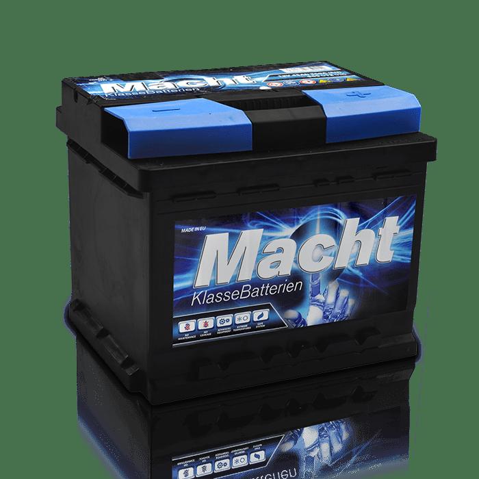 Baterie auto Macht Silver Power 55Ah 12V 25873