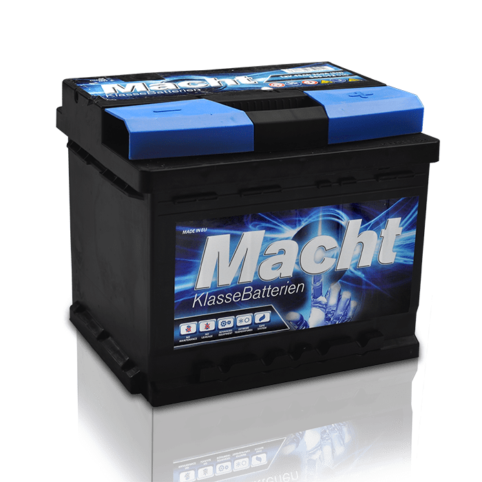 Baterie auto Macht Silver Power 65Ah 12V 25874