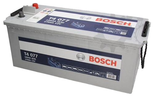Baterie camion Bosch T4 170Ah 12V 0092T40770