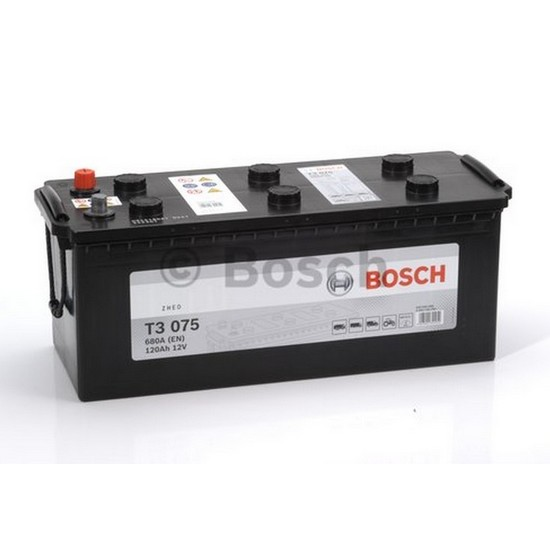 Baterie camion Bosch T3 120Ah 12V 0092T30750