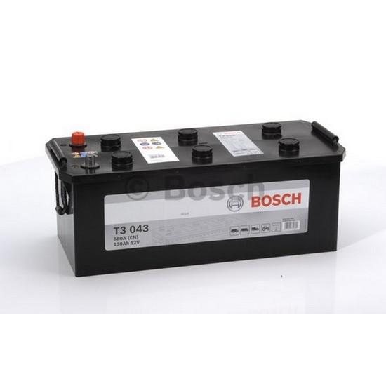Baterie camion Bosch T3 130Ah 12V 0092T30430