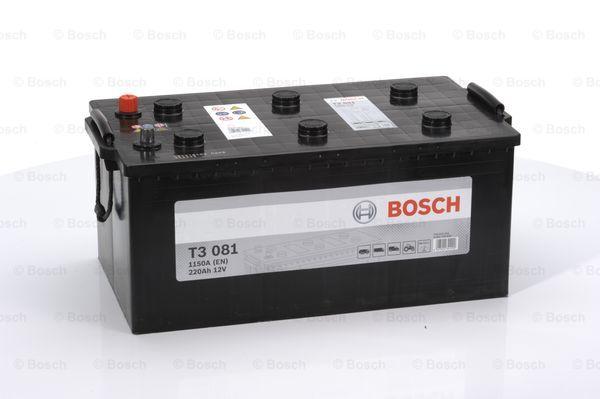 Baterie camion Bosch T3 220Ah 12V 0092T30810