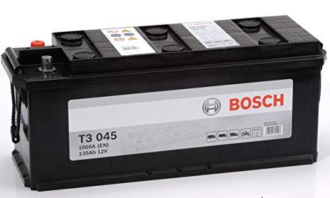Baterie camion Bosch T3 135Ah 12V 0092T30450