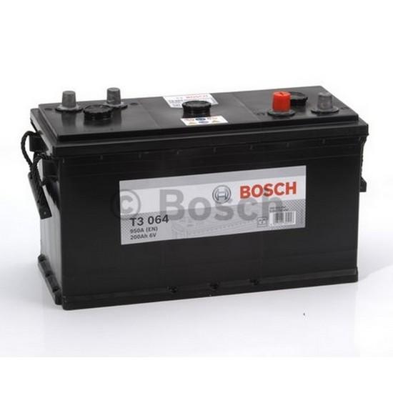 Baterie camion Bosch T3 200Ah 12V 0092T30640