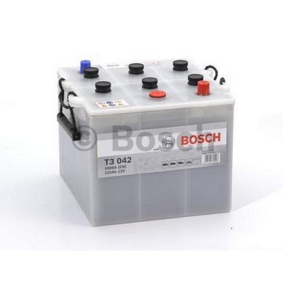 Baterie camion Bosch T3 125Ah 12V 0092T30420