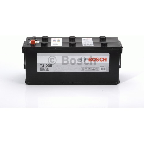 Baterie camion Bosch T3 120Ah 12V 0092T30390
