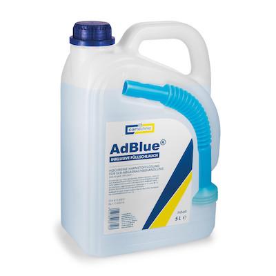 Solutie AdBlue Cartechnic 5L