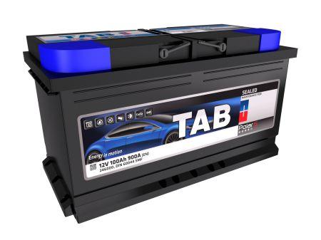 Baterie auto TAB Polar S 100Ah 12V