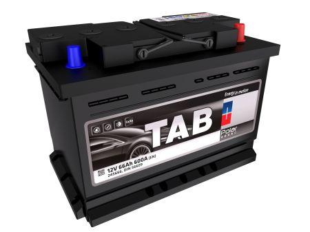 Baterie auto TAB Polar 66Ah 12V