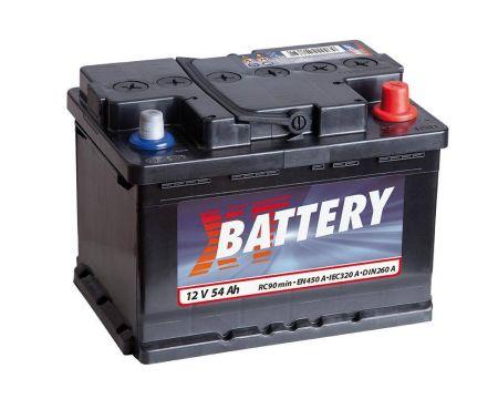 Baterie auto XT Classic 54Ah 12V