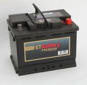 Baterie auto XT Premium 80Ah 12V